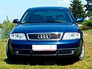 Установка ГБО в Рязани на автомобиль Audi 6